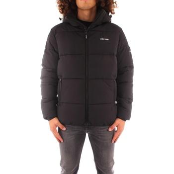 Oblečenie Muži Vyteplené bundy Calvin Klein Jeans K10K107485 BLACK