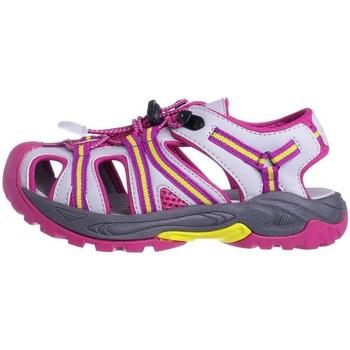 Topánky Deti Sandále Cmp Aquarii Hiking Biela, Ružová