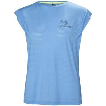 Oblečenie Ženy Tričká s krátkym rukávom Helly Hansen Siren Spring Belasá
