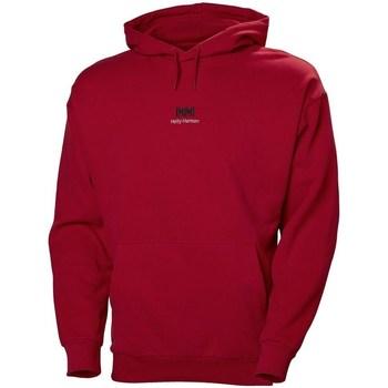 Oblečenie Muži Mikiny Helly Hansen Young Urban Červená