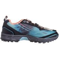 Topánky Ženy Turistická obuv Cmp Trail Modrá