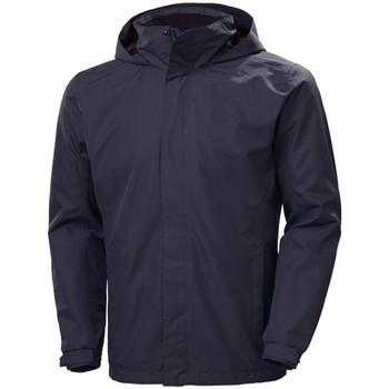 Oblečenie Muži Vetrovky a bundy Windstopper Helly Hansen Team Dubliner Jacket Tmavomodrá