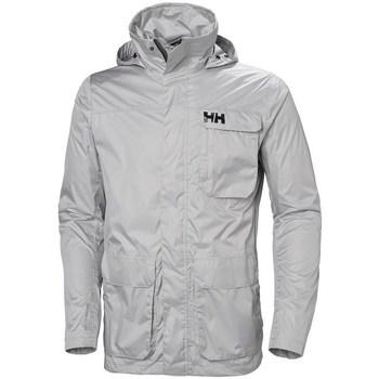 Oblečenie Muži Vetrovky a bundy Windstopper Helly Hansen Urban Utility Jacket Sivá