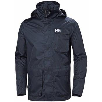 Oblečenie Muži Vetrovky a bundy Windstopper Helly Hansen Urban Utility Jacket Tmavomodrá
