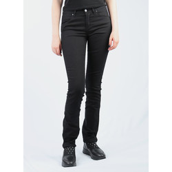 Oblečenie Ženy Rifle Slim  Wrangler Caitlin Slim Leg W24CBI33L black