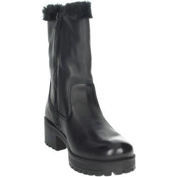 Topánky Ženy Polokozačky Imac 808278 Black