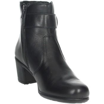 Topánky Ženy Polokozačky Imac 805320 Black