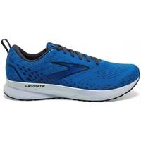 Topánky Muži Bežecká a trailová obuv Brooks Levitate 5 Modrá