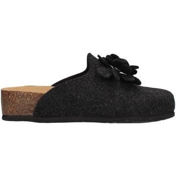 Topánky Ženy Papuče Bionatura 12CANAZ-FI-FLA11 ANTHRACITE