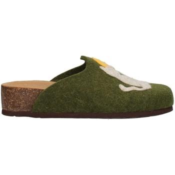 Topánky Ženy Papuče Bionatura 12GAT20-I-FELV74 GREEN