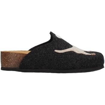 Topánky Ženy Papuče Bionatura 12ARGO-I-FELA118 ANTHRACITE