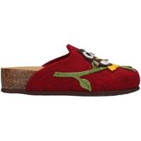Topánky Ženy Papuče Bionatura 12GUFO-I-FELB503 BORDEAUX