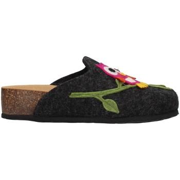 Topánky Ženy Papuče Bionatura 12GUFO-I-FELA118 ANTHRACITE