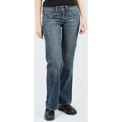 Oblečenie Ženy Padavé nohavice Lee Avalon Loose Fit L344BH75 blue