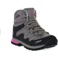 Topánky Muži Bežecká a trailová obuv Cmp U739 ATHUNIS MID W Grigio