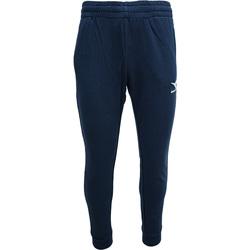 Oblečenie Muži Tepláky a vrchné oblečenie Diadora Cuff Core Modrá