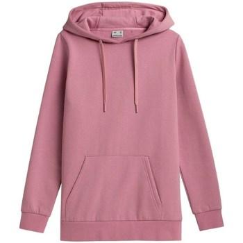 Oblečenie Ženy Mikiny 4F BLD352 Ružová