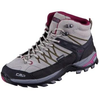 Topánky Ženy Turistická obuv Cmp Rigel Mid Sivá