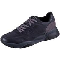 Topánky Muži Nízke tenisky IgI&CO Uomo Sirio Čierna