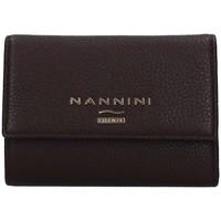 Tašky Ženy Peňaženky Nannini QB0681 BROWN