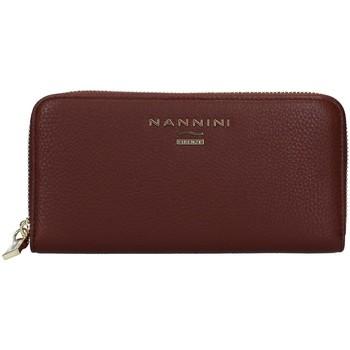 Tašky Ženy Peňaženky Nannini QB0688C BROWN