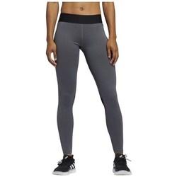 Oblečenie Muži Legíny adidas Originals TF Long T Sivá