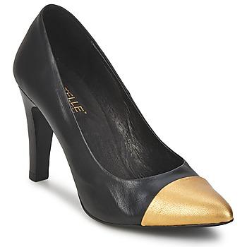 Topánky Ženy Lodičky Pastelle AMELINE Čierna