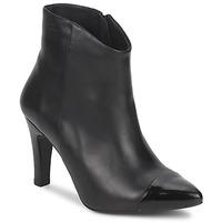 Topánky Ženy Čižmičky Pastelle ARIEL čierna