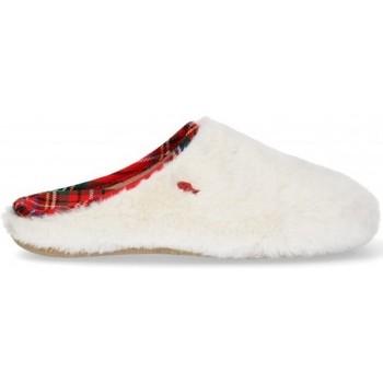 Topánky Ženy Papuče Hot Potatoes ZAPATILLAS CASA MUJER  64289 Biela