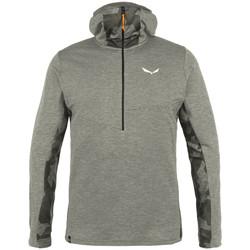 Oblečenie Muži Flísové mikiny Salewa Bluza  Boe Merino Half-Zip 28201-0624 grey