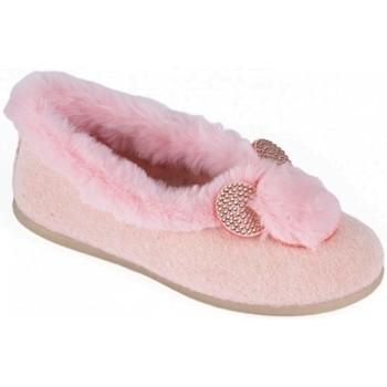 Topánky Deti Detské papuče Conguitos 25738-18 Ružová