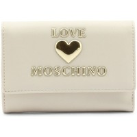 Tašky Ženy Peňaženky Love Moschino JC5639PP1DLF0110 Krémová
