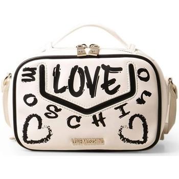 Tašky Ženy Kabelky Love Moschino JC4221PP0CKC110A Biela