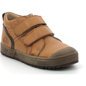 Topánky Deti Členkové tenisky Aster Chaussures enfant  Biboc marron camel