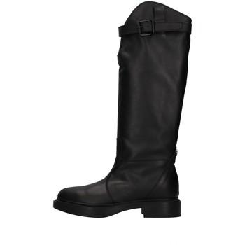 Topánky Ženy Čižmy do mesta Janet&Janet 02150 BLACK