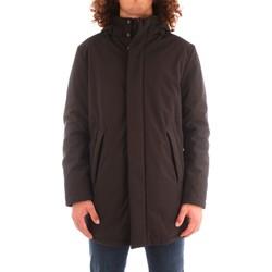 Oblečenie Muži Parky Refrigiwear G93601X-T24290 BLACK
