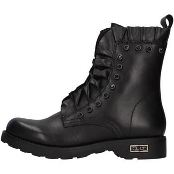 Topánky Ženy Čižmičky Cult CLW320200 BLACK