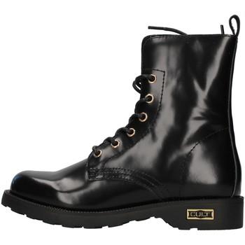Topánky Ženy Polokozačky Cult CLE101699 BLACK