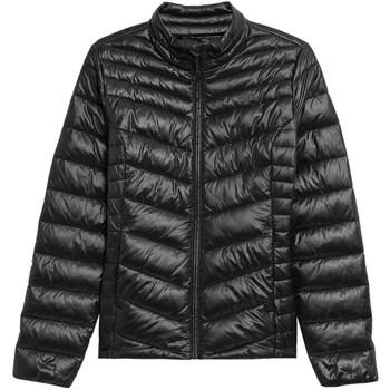 Oblečenie Ženy Vyteplené bundy 4F KUDP002 Čierna