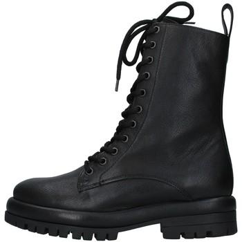 Topánky Ženy Čižmy do mesta Paola Ferri D7308 BLACK