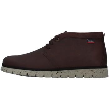 Topánky Muži Polokozačky CallagHan 86905 BROWN