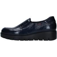 Topánky Ženy Mokasíny CallagHan 89878 BLUE