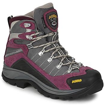 Topánky Ženy Turistická obuv Asolo DRIFTER GV ML šedá / Fialová