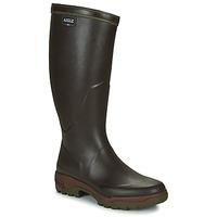 Topánky Muži Čižmy do dažďa Aigle PARCOURS 2 Hnedá