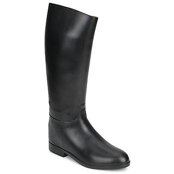 Topánky Ženy Čižmy do mesta Aigle ECUYER M čierna