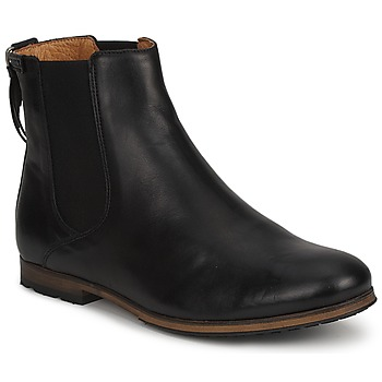 Topánky Ženy Polokozačky Aigle MONTAIGU čierna