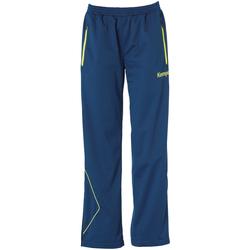 Oblečenie Ženy Nohavice Kempa Pantalon Femme Curve Classic bleu/jaune