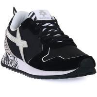 Topánky Muži Nízke tenisky W6yz 1A06 JET W BLACK Nero