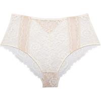 Spodná bielizeň Ženy Klasické nohavičky Underprotection RR1028 WHE Biela