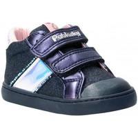Topánky Dievčatá Členkové tenisky Pablosky 58279 Modrá